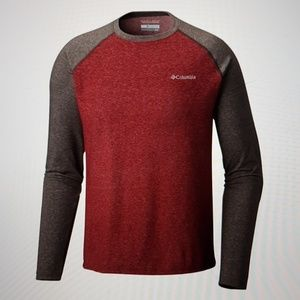 Columbia Thistletown Park Raglan Shirt